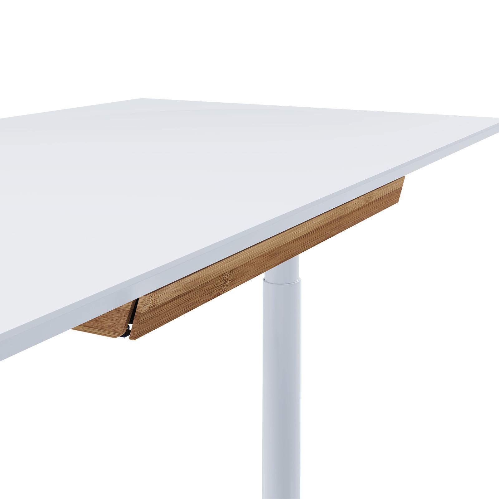 Eisnhauer Schublade Bambus Tischplatte