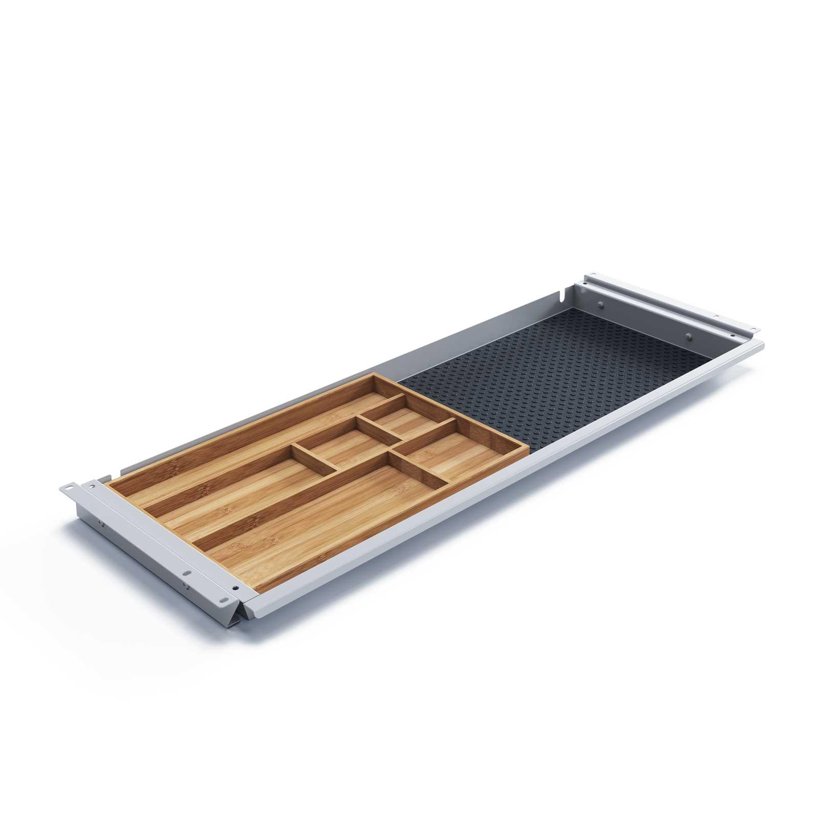 Eisnhauer Schublade SL Grip Silber
